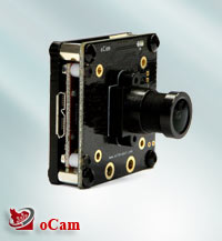 oCam : 5MP USB 3.0 Camera (opt : Micro-USB3.0 Cable)