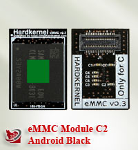 16/32/64GB eMMC Module C2 Android Black