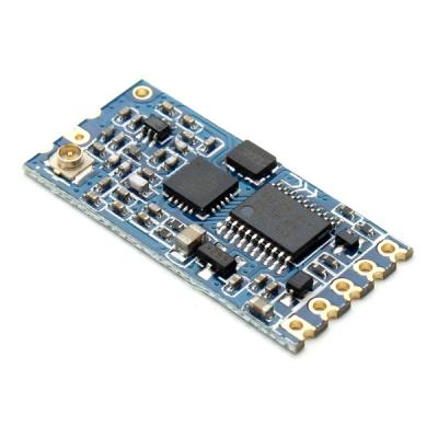 ماژول انتقال دیتا فرکانس 433MHz رابط سریال مدل HC-12 با چیپ Si4438 با برد 1000 متر