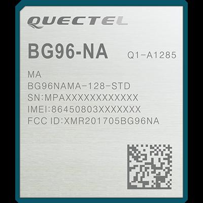 ماژول گیرنده QUECTEL BG96 با پشتیبانی از LTE