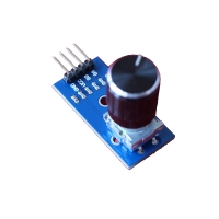 Rotary Encoder+Push on switch Module