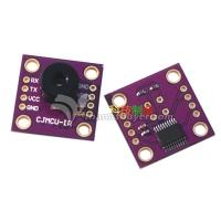 ماژول سنسور دمای مادون قرمز MLX90614ESF-BCC با میکروکنترلر STM8