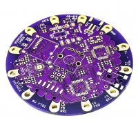 PCB Board for ATmega328P MP3 Player VS1053 Development Board