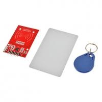 ماژول RC522 RFID به همراه کارت و تگ RFID شرکت KEYES