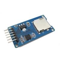 ماژول کارتخوان Micro-SD/TF با رابط SPI