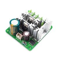 ماژول کنترل دور موتور DC دارای خروجی PWM با ولتاژDC 6-90 V و جریان 15 آمپر
