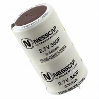 ابر خازن NessCap 360F,  2.7V