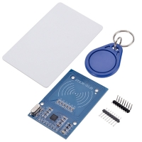 RC522 RFID RF IC card sensor module to send S50 Fudan card, keychain