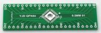 مبدل آی سی QFN 44p  به DIP44