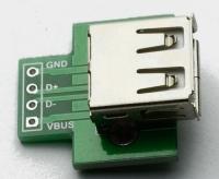 ماژول مادگی USB A Female Module