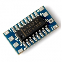 Mini RS232 To TTL MAX3232 Converter Adaptor Module Serial Port Arduino