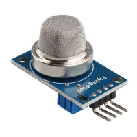 ماژول سنسور گاز  MQ-4 برای گاز متان با حساسیت کم نسبت به پروپان و بوتان