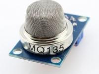 ماژول سنسور MQ135 تشخیص گازهای آلاینده و میزان کیفیت هوا