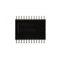 Brushless DC Motor Controller MC33035DW