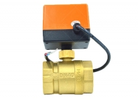 220V DN25 Motorized Ball valve