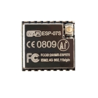 WiFi module ESP8266 Serial to WiFi ESP-07S