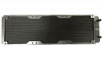 رادیاتور آلومینیومی 3 فن 18 پایپ 394x123x32mm