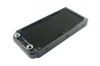 رادیاتور خنک کننده دو فن 273x120x32mm