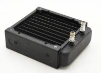 رادیاتور با فن 85*85  مخصوص سی پی یو 118x96x36mm