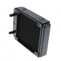 رادیاتور آلومینیومی 1 فن 18 پایپ 157x120x33mm