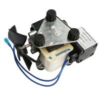 پمپ وکیوم بدون روغن 220V 15Lmin -80KPA همراه پایه
