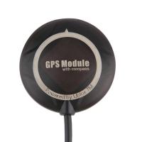 ماژول گیرنده UBLOX NEO-7M GPS برای APM2.5 2.6 2.8 دارای قطب نما و اینترفیس APM