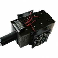 DC X217 electronic aquarium chiller chiller water-cooled 240W super CPU auxiliary cooling