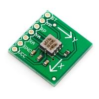 ماژول شتابسنج دو محور  1.2g+-  ADXL213AE محصول Sparkfun امریکا