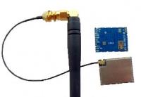 CC1101+PA+LNA wireless control module 433MHz