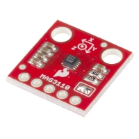 ماژول سنسور مغناطیس سه محور MAG3110 محصول Sparkfun امریکا