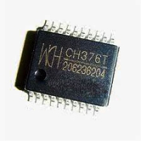 File manage and control chip CH376