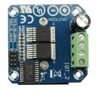 Motor Controller with BTS7970 H-bridge 43A