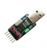 USB TO I2C IIC UART TTL Adapter Converter For CH341T WIN7