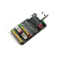 مبدل USB به SPI I2C UART ISP با CH341A