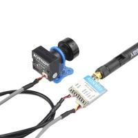 ست دوربین 700TVL CMOS با فرستنده 5.8گیگا هرتز 200 میلی وات محصول AOMWAY