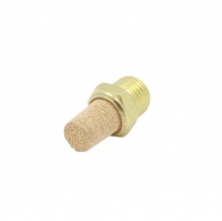 کاور فلزی و متخلخل سنسورهای دما و رطوبت 29 میل مناسب برای رزوه M12