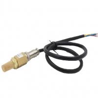 سنسور دما و رطوبت SHT20 با سرسیم و کاور فلزی متخلخل و کانکتور پیچی مناسب برای مصارف صنعتی و گلخانه