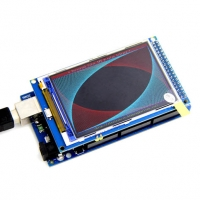 "3.2"" TFT Display Shield for MEGA2560 320x480 with SD Memory Slot"