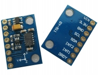3-Axis Magentometer and Accelerometer Module LSM303C