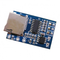 SD Card MP3 Decoder Module with 2W Internal Amplifier