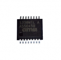 انکودر مغناطیسی 12 بیتی مدل AS5045B محصول AMS