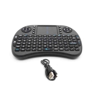 2.4GHz Wireless Mini Keyboard with USB Dongle
