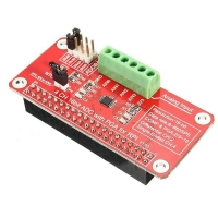 4CH ADC Hat for Rpi with ADS1115