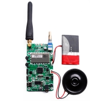 400~470MHz Walkie Talkie Demo Board Kit 2W Power SR_FRS_2W Model B