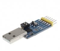 ماژول مبدل USB به TTL / RS232 / RS485 با آی سی CP2102