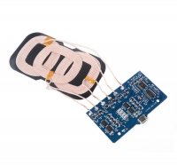 Wireless Charger Module 5V 12W with 3 Coils