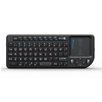 Rii mini keyboard X1 touchpad mouse