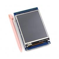 نمایشگر TFT LCD رنگی 2.8 اینچ تاچ مقاومتی با رزولوشن 320X240 با درایور ILI9341 همراه قلم تاچ