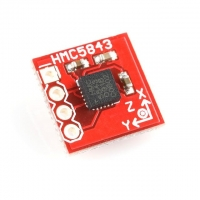 بورد سنسور HMC5843 مغناطیس 3 محور محصول Sparkfun