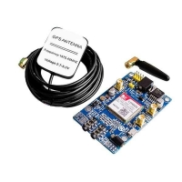 SIM808 GSM/GPRS and GPS Shield for Arduino